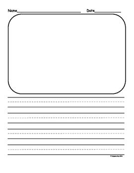 Vertical Writing Paper
