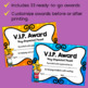 Parent Recognition Awards