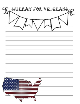 Veteran's Day Writing