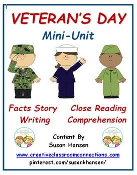 Veteran's Day Mini-Unit