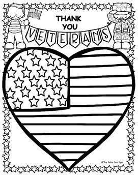 Veteran's Day Thank You FREE