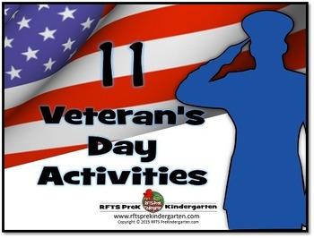 Veterans Day (11 FUN Activities)