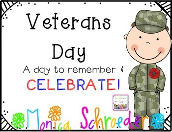 Veteran's Day: A Day to Celebrate