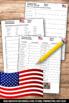 Veterans Day No Prep Social Studies Worksheets Vocabulary
