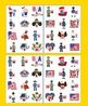 Veterans' Day Alphabet and Counting Activities FREEBIE Lit