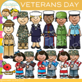 Veterans Day Clip Art