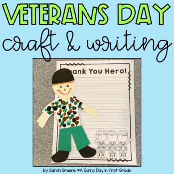 Veterans Day Craft!