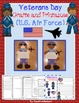 Veterans Day Craftivities Bundle Pack! (All 5 branches of