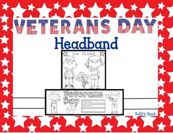 Veterans Day Headband