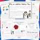 Veterans Day Language Arts & Math Unit (Kindergarten - 1st Grade)