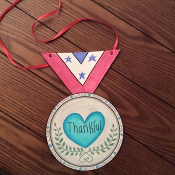 Veterans Day Medal Project