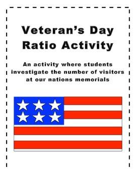 Veteran's Day Ratio Problems