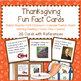 Thanksgiving BUNDLE for Kindergarten and First Grade