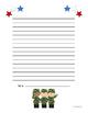 FREE Veteran's Day Writing Paper