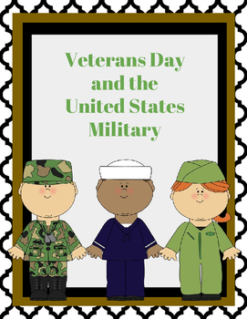Veterans Day and The Military: Informational Texts