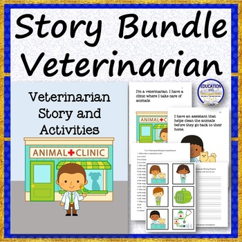 Veterinarian Story and Activities