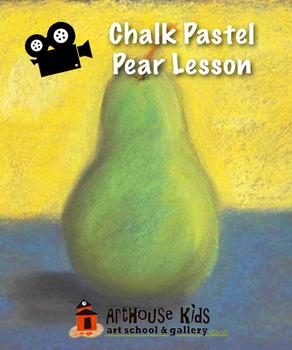 Video: Chalk Pastel Pears Lesson