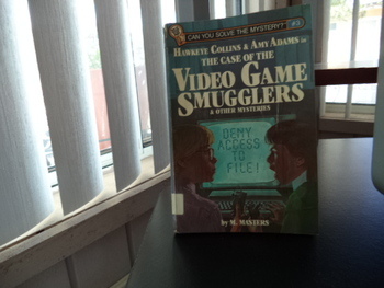 The Case of the Video Game Smugglers ISBN 0-915658-88-7