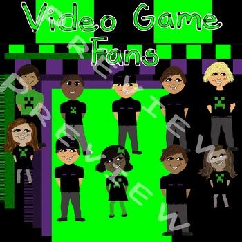 Video Games Kids Fun Pack