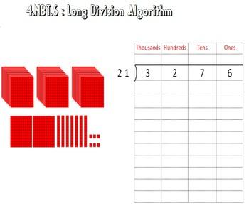 Video Tutorial : Common Core Math Standard 4.NBT.6 (4 Digi