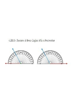 Video Tutorial:Common Core Math 4.MD.6 - Measure & Draw Angles