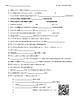 Video Worksheet (Movie Guide) for Bill Nye - Lakes and Pon
