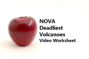 """Video Worksheet for PBS documentary """"NOVA World's Deadlies"""
