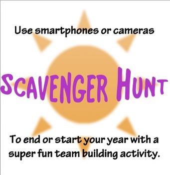 Video/Picture Scavenger Hunt