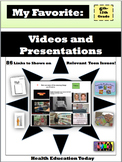 Videos: Over 100 Links to FREE Teen Videos and Presentations