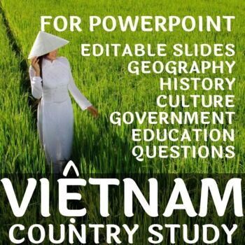 Vietnam A Country Study - History, Government, Culture & M