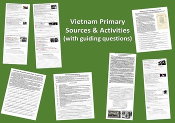 Vietnam Primary Source w/ guiding Qs: Ho Chi Minh Letter f