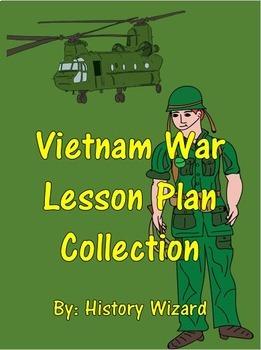 Vietnam War Lesson Plan Collection