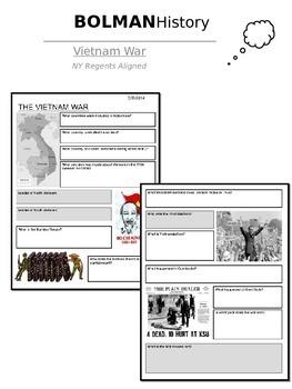 Vietnam War (NYS Regents Aligned)