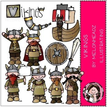Vikings by Melonheadz