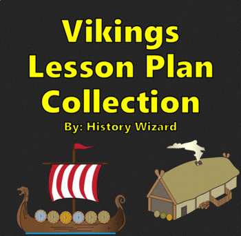 Vikings Lesson Plan Collection