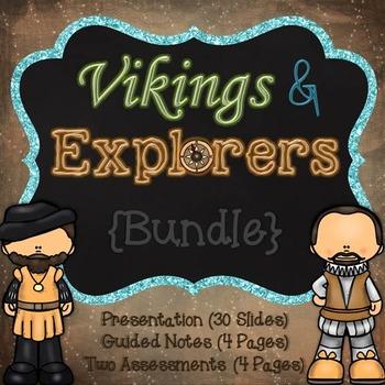 Vikings and Explorers {Bundle}