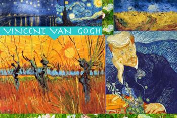 Vincent van Gogh ~ Art History ~ Art ~ Post Impression ~ F