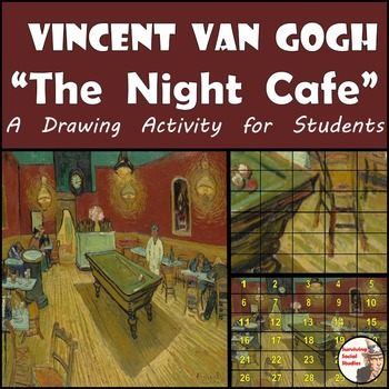 """Vincent van Gogh - Recreating """"The Night Cafe"""" Painting"""