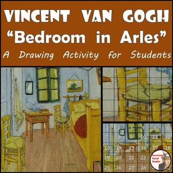 """Vincent van Gogh - Recreating the """"Bedroom in Arles"""" Painting"""