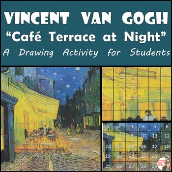 """Vincent van Gogh - Recreating the """"Cafe Terrace at Night"""""""