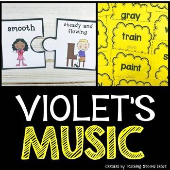 Violet's Music Journeys 2nd Grade