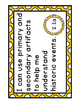 "Virginia SOL ""I Can"" Statement Posters- Second Grade Socia"