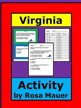 Virginia Hello USA