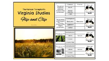 Virginia Studies 10 Flip and Clip - Full Version