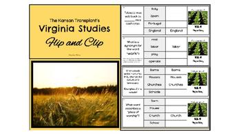 Virginia Studies 4 Flip and Clip - Full Version