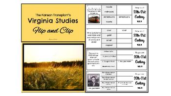 Virginia Studies 9 Flip and Clip - Full Version