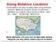 Virginia Studies VS.2a Relative Location PPT
