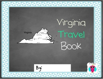 Virginia Travel Journal