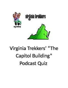 "Virginia Trekkers' Podcast Quiz- ""The Capitol Building"""