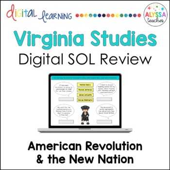 Virginia in the American Revolution & New Nation Google Dr